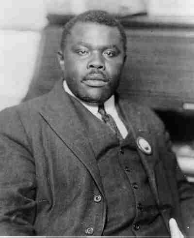a comparison of racially driven movement leaders in marcus garvey and david duke
