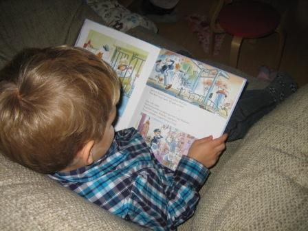 Martijn leest