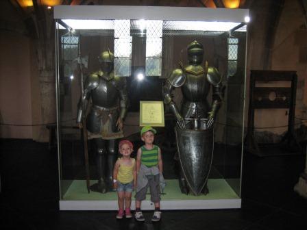 4 ridders?